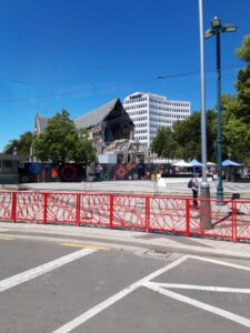 20191209_140005 - Neuseeland - Christchurch - Christchurch Cathedral - Erdbeben 2011
