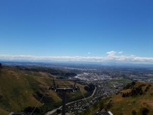 20191209_150041 - Neuseeland - Christchurch - Mt. Cavendish - Pazifik