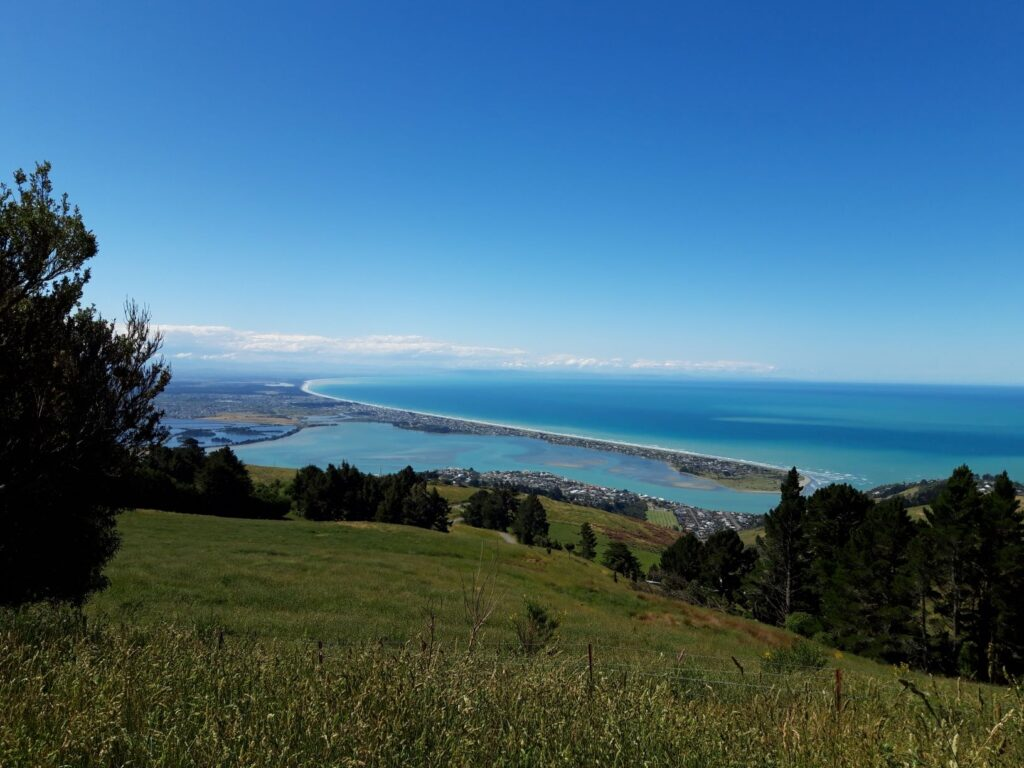 20191209_155507 - Neuseeland - Christchurch - Pazifik - Mt. Pleasant
