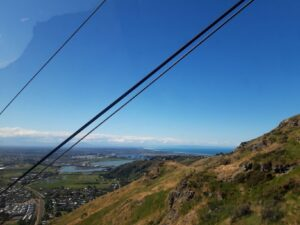 20191209_163237 - Neuseeland - Christchurch - Mt. Cavendish - Christchurch Gondola
