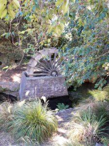20191209_173451 - Neuseeland - Christchurch - FLuss Avon - Mill's Island - Wasserrad