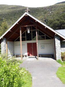 20191210_111937 - Neuseeland - TranzAlpine BAhn - Arthur's Pass - Kapelle