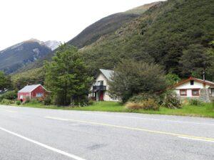 """20191210_113155 - Neuseeland - TranzAlpine BAhn - Arthur's Pass - Otiratunnel - """"Tunnellers cottage"""""""