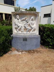 20191213_123123 - Neuseeland - Kaikoura - Zweiter Weltrieg - Frieden - Denkmal