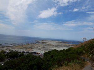 20191213_142118 - Neuseeland - Kaikoura - Pazifik - Point Kean - Küste