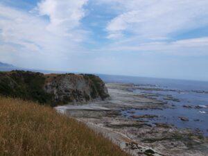 20191213_143604 - Neuseeland - Kaikoura - Pazifik - Point Kean - Küste
