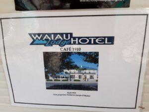20191214_110634 - Neuseeland - Canterbury NZ - Waiau - Waiau Hotel 1900 - Erdbeben 2016