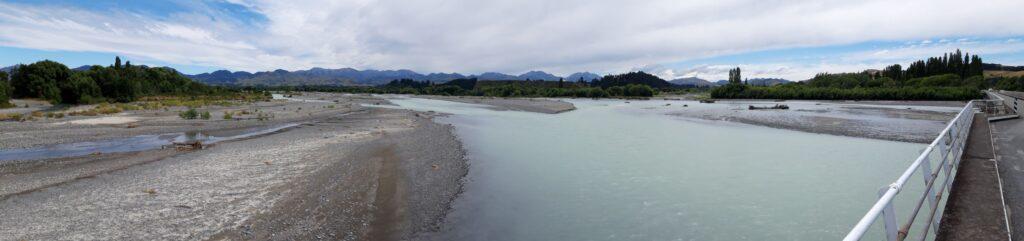 20191214_114321 - Neuseeland - CAnterbury NZ - Ort Waiau - Fluss Waiau - verflochtener Fluss - Neuseeländische Südalpen