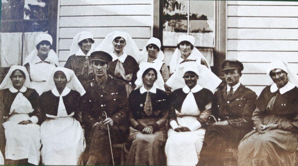 20191214_142019 (2) - Neuseeland - CAnterbury NZ - Hanmer SPrings - St. Mary's Hospital - Krankenpfleger - Erster Weltkrieg