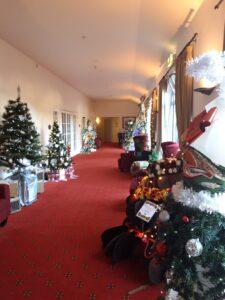 20191215_075156 - Neuseeland - Caneterbury NZ - Hanmer Springs - Heritgae Hotel - Weihnachtsbaum
