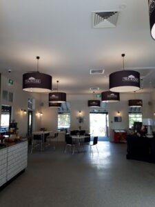 20191215_123007 - Neuseeland - Canterbury NZ - Hanmer SPrings - Thermalquelle - Thermalwasser - Tea Kiosk