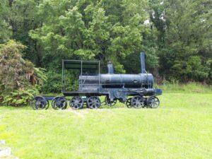 20191216_114452 - Neuseeland - Westland NZ - Pioniere - Bush Lokomotive - Frostwirtschaft