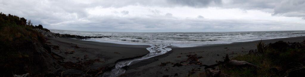 20191217_101522 - Neuseeland - Westcoast - Hokitika - Tasman Meer