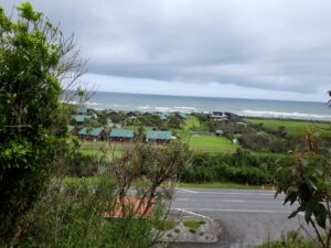 20191217_111652 - Neuseeland - Westcost - Hokitika - State Highway 6 - Shining Star Park - Tasman Meer