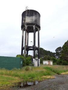 20191217_112116 - Neuseeland - Westcoast - Hokitika - Seaview - Wasserturm