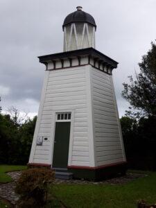 20191217_113743 - Neuseeland - Westcoast - Hokitika - Seaview - Leuchtturm - John Blackett (1818–1893)