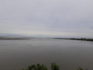 20191217_133631 - Neuseeland - Westcoast - Hokitika - Hokitika Fluss - Tasman Meer