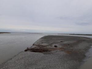 20191217_133925 - Neuseeland - Westcoast - Hokitika - Hokitika Fluss - Tasman Meer