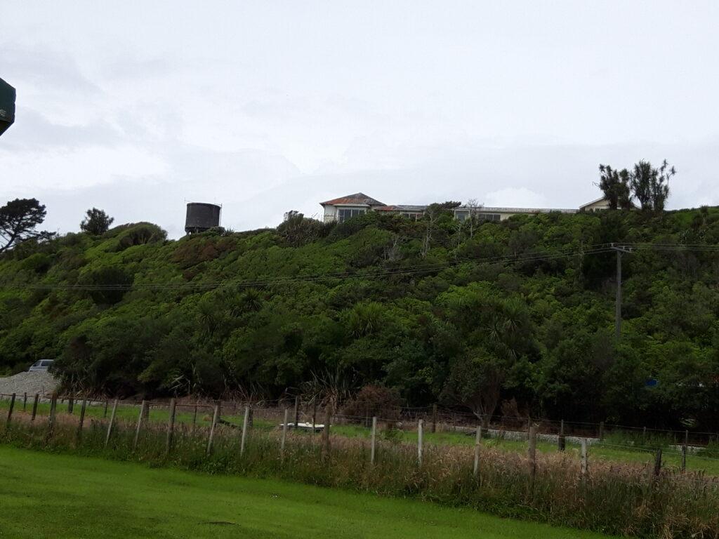 20191217_151046 - Neuseeland - Westcoast - Hokitika - Seaview - Wasserturm