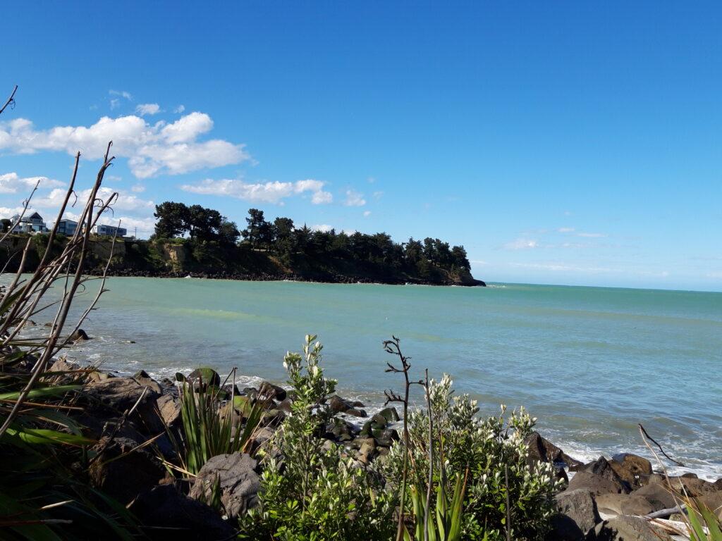 20191218_172754 - Neuseeland - Canterbury - Timaru - Pazzifik - Benvenue Cliffs