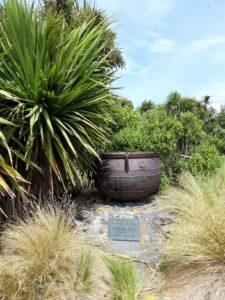 20191219_113345 - Neuseeland - Canterbury - Timaru - Patiti Point Reserve - Kochtopf für Waltran