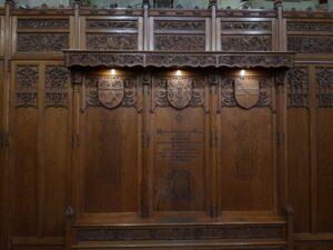 20191219_140023 - Neuseeland - Canterbury - Timaru - Anglikanissche Kirche - St. Mary's Church - Zweiter Weltkrieg - Gefallenen - Gedächtniskapelle - St. Michael and All Angels