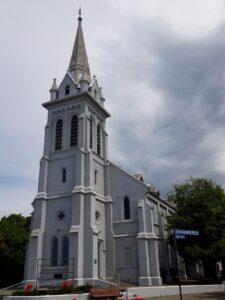 20191219_143451 - Neuseeland - Cangerbury - Timaru - Presbytarian Church - James S. Turnbull (1864–1947)