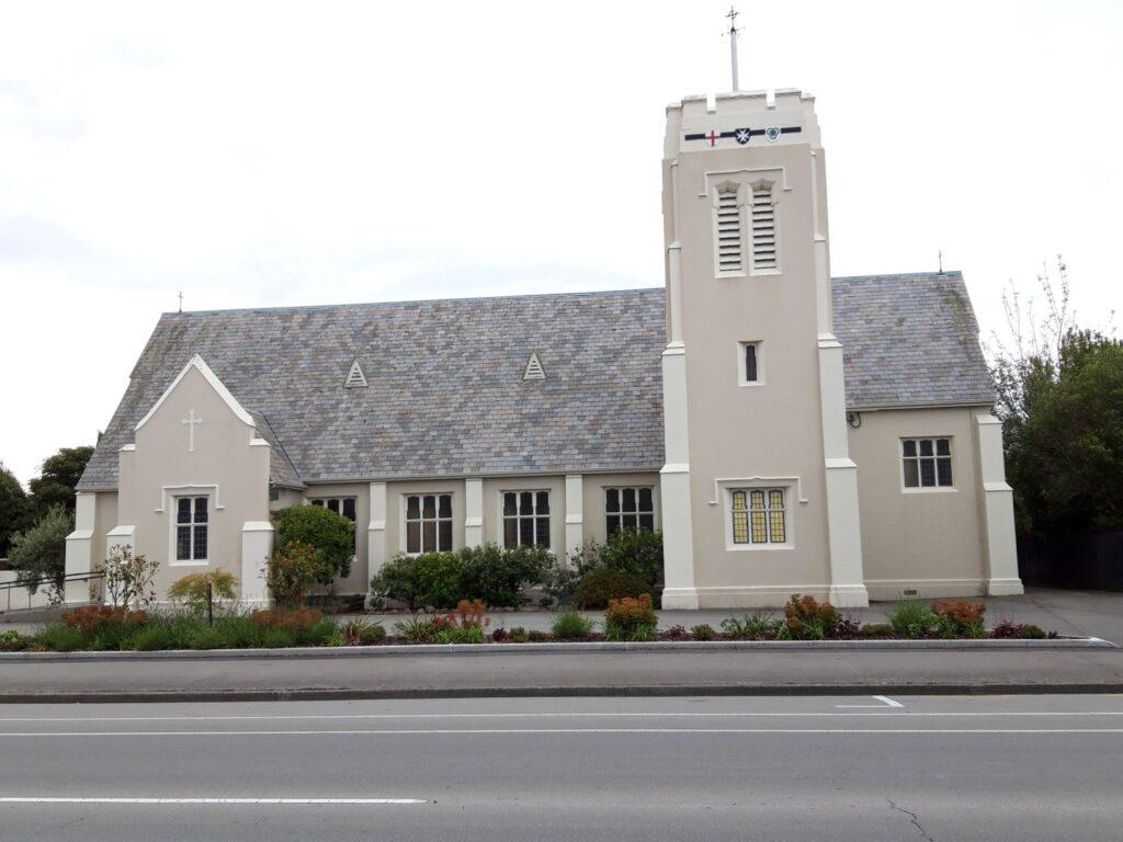 20191219_150659 - Neuseeland - Cangerbury - Timaru - Anglican St. John's Church