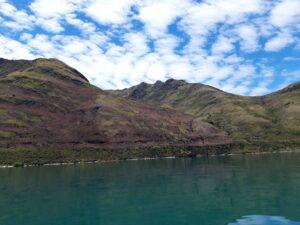 20191221_134424 - Neuseeland - Otago - Wanaka -Wanaka See - Bootsfahrt - Schottland - Lord of the Rings