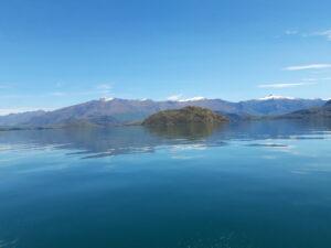 20191221_134500 - Neuseeland - Otago - Wanaka -Wanaka See - Mou Tabu - Bootsfahrt