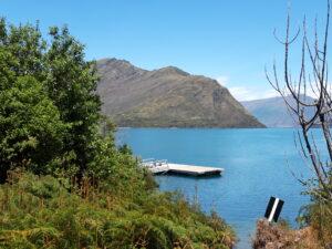 20191221_140827 - Neuseeland - Otago - Wanaka - Wanaka See - Mou Wahou Insel - Bootsfahrt