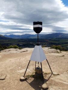 20191222_114932 - Neuseeland - Otago - Wanaka - Mt. Iron - roche moutonnée - Rundhöcker - Geodäsie - Landvermessung - Tektonik