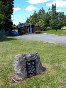 20191223_150223 - Neuseeland - Fiordland - Te Anau - Presbytarian Church - Kirche
