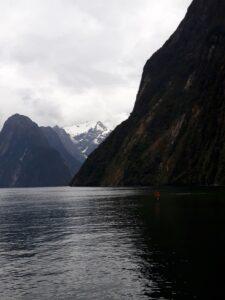 20191225_113850 - Neuseeland - Fiordland - Te Anau (NZ) - Milford Sound - The Elephant Berg (1.517M) - Mt. Pembroke Berg (2.015M)
