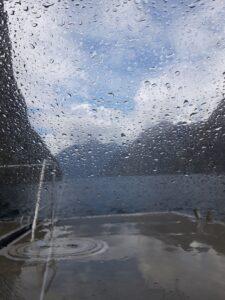 20191225_125123 - Neuseeland - Fiordland - Te Anau (NZ) - Milford Sound - Stirling Fall - Wasserfall