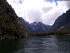 """20191225_140048 - Neuseeland - Fiordland - Te Anau (NZ) - Milford Sound - Harrison's Cove Bucht - Unterwasserobservatorium - """"underwater Observatory"""""""