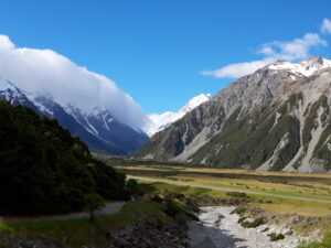 20191226_182138 - Neuseeland - Canterbury (NZ) - Mount Cook Village (NZ) - Aoraki/Mt. Cook (3.724M)