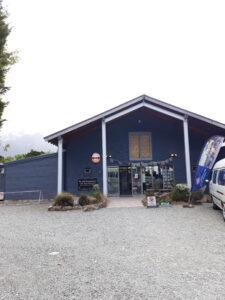 20191227_125414 - Neuseeland - Canterbury (NZ) - Mount Cook Village (NZ) - Besucherzentrum des Aoraki/Mt. Cook National Parks