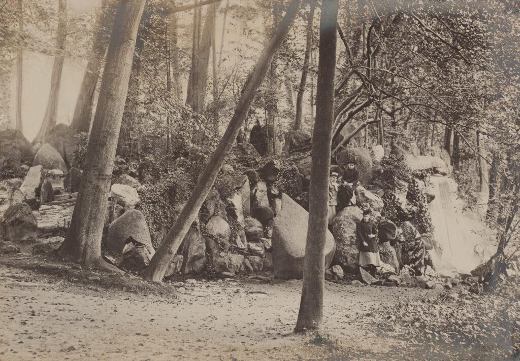 Arnhem, Sonsbeekpark, Waterval 1890 (119240346_3293829453987364_3901889437274047523_o